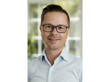 Nicklas Amelin, EU-expert på Livsmedelsföretagen