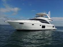 Hi-res image - Boats.co.uk - The Princess 60