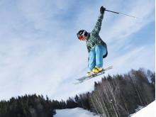 Isaberg hop på ski