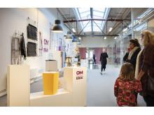 Omformera utställning
