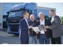 IVECO og REA Erhvervsbiler A/S