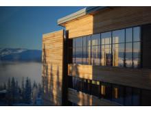 Fjällhotellet Copperhill Mountain Lodge i Åre Björnen
