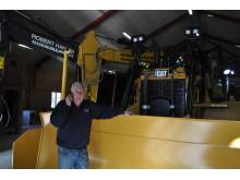 Kunder skal kunne regne med, at mine maskiner kører, siger Robert Hansen