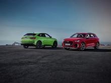 Audi RS Q3 Sportback og RS Q3