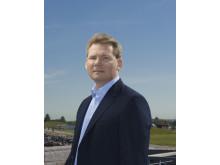 Pierre Palmberg, ansvarig för Swecos konsulter inom brand- och riskteknik