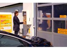 Ny vasketeknologi hos Shell