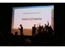 Årets partner på digital transformasjon – Sopra Steria