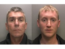 Op Kicksorter Frank Daly and Jacob John Sid O'Callaghan jailed in fuel fraud