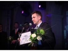 Swecon - årets marknadsförare 2012 i Eskilstuna - Fredrik Rigö (2)