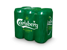 Carlsberg Recycled Can Shrink