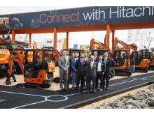 Hitachi en ABAX bundelen hun krachten