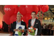 Smålandsvillan vann Bästa leadsgenererande webb