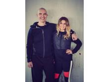 Igor Ardoris och Madeleine Vall Beijner