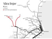 Swebus utökar sitt linjenät med Trysil, Fagernes och nio andra orter i Norge