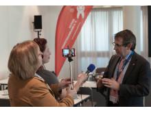 Professor Dr. Stefan Zimmer im Interview