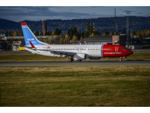 Norwegians UNICEF-fly LN-NGE