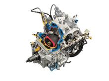 Uusi Arctic-Cat C-TEC2 800 -moottori