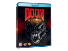 Doom: Annihilation, Blu-ray