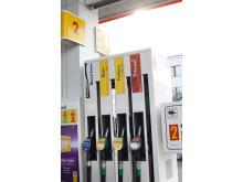 Shells brændstoffer