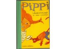 Förstaupplagan av Pippi Långstrump