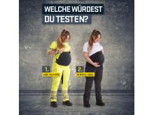 Blåkläder Arbeits-Umstandshose
