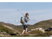 Vandring Svansjön i Tänndalen