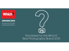 Panasonic Shortlisted for Awards in Two Categories at Which? Awards 2015