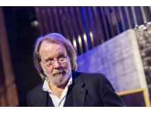 Benny Andersson inviger världens modernaste orgel vid Luleå tekniska universitet