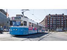 Avgiftsfri kollektivtrafik kommer att bli ett av många heta debattämnen på Persontrafik.  Foto: Göteborgs Spårvägar.