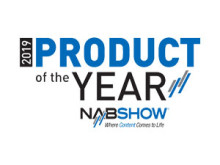 NAB 2019 Product of the Year Logo