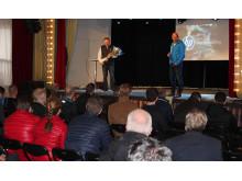 Seminarie HP Daniel Antonsson