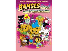 Bamses sång- och dansföreställning – pressbild.