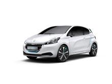 0,2-litersbilen Peugeot 208 HYbridAir_04
