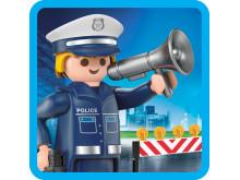 Spiele-App 'PLAYMOBIL Polizei'