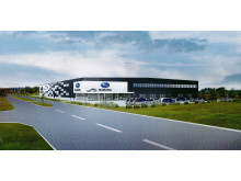 SUBARU Nordic bygger nytt huvudkontor i Malmö