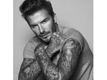 David Beckham, uusi Biotherm Homme lähettiläs. Credit: Biotherm Homme