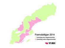 Länens tillväxtpotential 2014