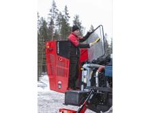 Ta hand om din skogsmaskin inför vintern 2