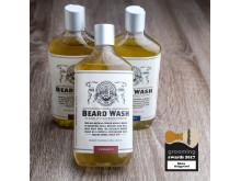 Grooming Awards 2017 - Bästa skäggvård, The Bearded Chap Original Beard Wash