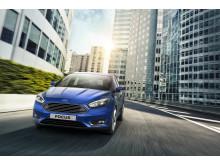 Helt nye Ford Focus, 5-dørs versjonen