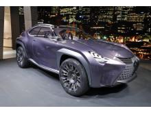 Lexus UX & Goodyear Urban CrossOver