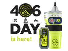 Image - ACR Electronics - 406Day on April 6th raises awareness about the benefits of 406 MHz emergency beacons