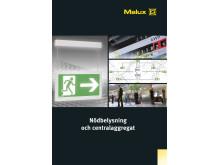 Ny Nödbelysningskatalog från Malux!