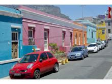 Bo-Kaap i Kapstaden