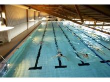 Inomhus pool