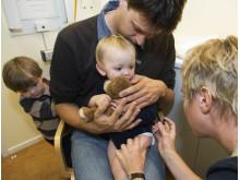 Pneumokockvaccination av barn