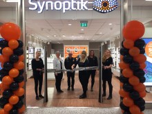 Synoptik öppnar butik i Ekholmen Centrum i Linköping.