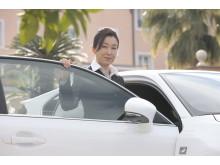 Chika Kako, chefskonstruktör Lexus CT200h.