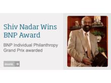 Shiv Nadar Utmärkelse