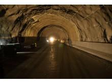 Når den er ferdig, kommer Mælefjelltunnelen til å spare tungtransporten for 18 minutter på vei fra Oslo til Haugesund – eller en fjerdedel av kjøretiden mellom Notodden og Seljord.